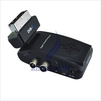 Motorcycle Battery Yes 311# Free Shipping Digital Scart TV converter Box Tuner DVB-T Mini Freeview Receiver 311