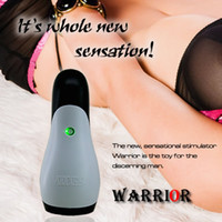 Wholesale Youcups Warrior Sleeve Beads Modes Pocket Stroker Vibrating Male Masturbator Luxury Rechargeable male sex machine