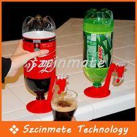 Plastic ECO Friendly  Free shipping Fizz Saver Soda Dispenser Drinking Water Dispense Machine Gadget Party Wholesale