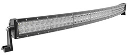 Waterproof IP67 10-30V CREE 288W 4X4 LED Curve Light Bar 50'' Curved Bar For 4WD Off Road LED Light Bar