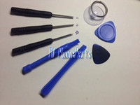 Wholesale in REPAIR PRY KIT OPENING TOOLS TOOL Screwdriver FOR cell for APPLE IPHONE iphone S s set