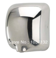 Wholesale NEW Hand Dryer High Speed Dry Hands In s Need Less Energy Stainless Steel Body Eco Friendly Hand Dryer For Bathroom