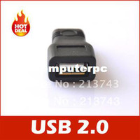 Wholesale New Arrive New USB A Female To Micro B Pin Male Plug Adapter Converter for MP3 Phones