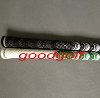 Wholesale new golf grips red green black blue colors can mix color with driver grip and irons grip