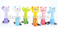 Wholesale Mini Battery Operated Animal Zoo Fan Children s Cute Mini Cooling Fan For Sports With Uv induced Card