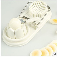 Wholesale Mixed order Ramdon Color Kitchen Cooking Tools Multifunctional Egg Slicer Telescopic Portable Mini Funnel Silicone Boiler Brush