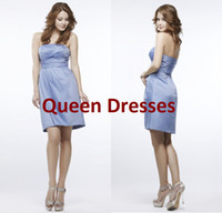 Model Pictures Ruched Sleeveless 2014 Light Purple Short Maternity Bridesmaid Dresses Cheap Sexy Backless Strapless Cocktail Party Gowns Maid of Honor Dresses