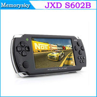 4.3 inch android game player - New Arrival in Game player JXD S602B Dual Core MB RAM GB ROM Android wif GHz HDMI Game Console