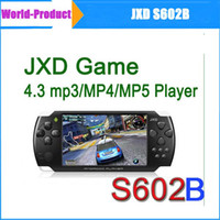 Wholesale JXD S602B inch Android Player Smart Game Console Dual Core GHz CPU DDR3 MB RAM GB ROM Cortex A9 P Wifi