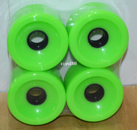 Wholesale mmx52mm A Tunnel Rocks Skate board longboard wheels big wheels