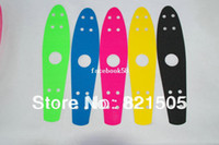 Wholesale Free postage colorful skate board grip tape specially for penny board quot x6 quot