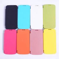 Wholesale Original design flip cover case for samsung galaxy s5