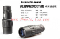 Wholesale Rushed Generation Dual Focus x Zoom In m m Field Monocular Telescope Sports Hunting Concert Spotting Scope with Green Film