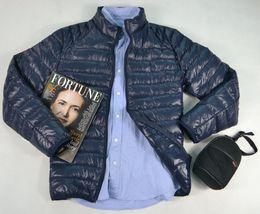 Wholesale Men winter down jacket man light duck down puffer jacket men s warm outdoor padded coat feather parka jacket light Autumn duck down jacket