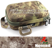 Wholesale U S Gopro Camera Camouflage Heights dedicated camera Nomad portable tactical protection PACKER EVA Case