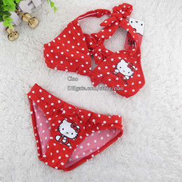 Wholesale Baby Swimwear Girls Swimsuit Kids Swim Vest Children Swimwear Kids Bathing Suits Child Sets Beachwear Kids Swim Briefs Girl Beach Supplies