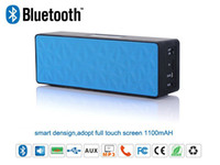 Wholesale Wireless bluetooth speaker insert card speaker mobile phone car pc audio portable subwoofer