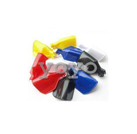 Wholesale Universal MOTORCYCLE MOTOCROSS DIRTBIKE MX ATV HAND GUARDS Hand Protector Wind Guards handguards
