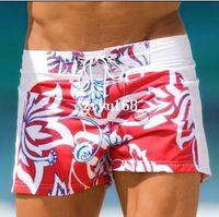 Men Bikinis Floral any 1pcs mens beach wear mens beach shorts 2013 swimwear swimsuits beach fasion free shipping board shorts for men swim trucks