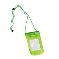 Wholesale Big discount Waterproof Case Bag Ski Beach for Mobile Phone Sports Arrivals waterproof mobilephone bag