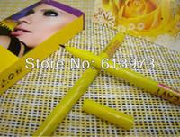 Eyeliner China (Mainland) Yes New Makeup Cosmetic Liquid Eyeliner Eyeliner Eye Pen Deep Black,free shipping