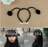 Event & Party Supplies ant ear - Ant antennae ear headband bee head circle party favors for kids masquerade party supplies