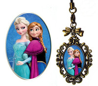 Wholesale 201405Q New Arrival multi styles Hot Anime movie Frozen Elsa Anna Olaf Christopher beautiful figure pendant toy TB