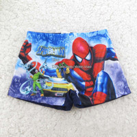 Boy Swim Trunks 6T-7T Kids Swimwear Beach Supplies Kid Boy Swim Boxers Kids Bathing Suits Baby Swim Trunks Children Swimwear Boys Swimsuit Child Sets Beachwear