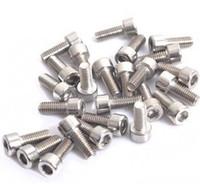 Wholesale Cages screws Bike rack screws SHCS screws inside mountain bike mm stainless steel screws