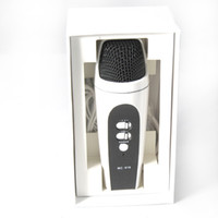 Wholesale Mobile sing ktv computer K song dedicated microphone recording microphone for iphone capacitive Kara ok