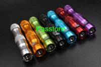 X6 Battery for Electronic Cigarette 1300mAh Voltage Adjustab...