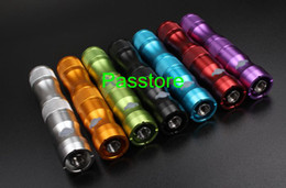 X6 Battery for Electronic Cigarette 1300mAh Voltage Adjustable 3.6V 3.8V 4.2V Variable Voltage Fit all eGo 510 thread CE4 CE5 Protank
