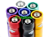 Batería X6 para el cigarrillo electrónico 1300mAh Voltaje 3.6V 3.8V 4.2V ajustable toda eGo 510 hilo CE4 CE5 Protank gratuito