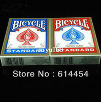 Wholesale Original Genuine Bicycle Poker Red and Bule New Version Standard Playing Card