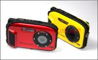 Wholesale DC B188 waterproof digital camera inch LCD Screen HD waterproof digital camera m underwater mega x zoom