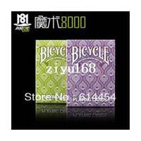 Wholesale Original Genuine Bicycle Peacock Poker Playing Cards