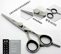 Wholesale JP440C Kasho Cutting Scissors Hair Scissors for Hairdressers Hair Shears Inch Inch New Arrival