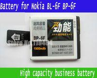 Yes Nokia BP- 6F BL-6F 1900mAh 3.7V For nokia N95-8G 6788 6788i N78 N79 BL-6F BP-6F High capacity business battery