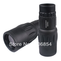 Cheap Outdoor 16x52 66M 8000M Single-Tube Telescope Monocular for Hunting Camping Travelling