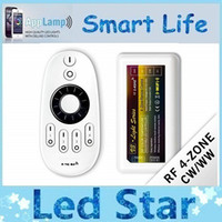 ac variable - RF led CT controller remote control mix variable warm cool white V A X6A W