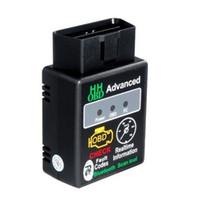 Wholesale Foreign trade HH OBD MINI Bluetooth ELM327 Bluetooth obd2 V1 car diagnostic