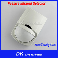 LC-100 IR Burglar Alarm  High Performance Passive Infrared Detector Home Alarm System Wired PIR Motion Sensor Quality Fast Delivery Free Shipping DK