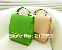 Wholesale Spring and summer student casual preppy style travel bag small candy color cute women s handbag bag