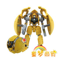 0-12 Months ares games - Genuine Smart Star God created the universe from inch deformation toy robot toys Ares Mars God