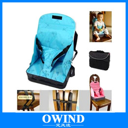 Wholesale OWIND Promotion Drop Shipping retail Mothercare Booster Seat Baby Protable Seat baby food chair