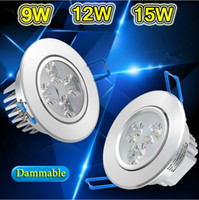 Wholesale Factory directly sale led downlights dimmable W W W V V Ceiling lamps wall bulb