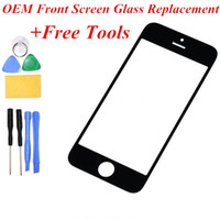Cheap For Apple iPhone OEM Front Screen Best Touch Screen  Glass Replacement front