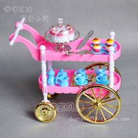 Wholesale Barbie doll furniture accessories cake car for dolls