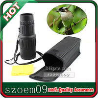 Image Stability Universal 16~20 16x52 Zoom Compact Pocket Adjustable Sport Events Bird Watching Walking Hunting Telescope Monocular