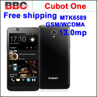 "35Phone 4.7 Android Original Cubot One MTK6589T 1.5GHz Android 4.2 3G Smartphone 1GB RAM 8GB ROM 4.7"" IPS Screen 13MP Camera"